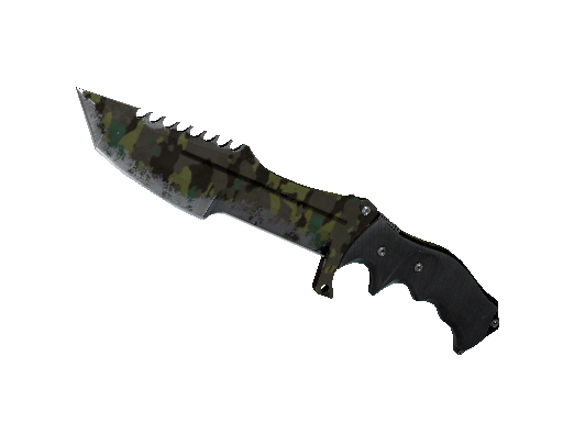Cuchillo del Cazador ★ StatTrak™ | Bosque Boreal (Deplorable)