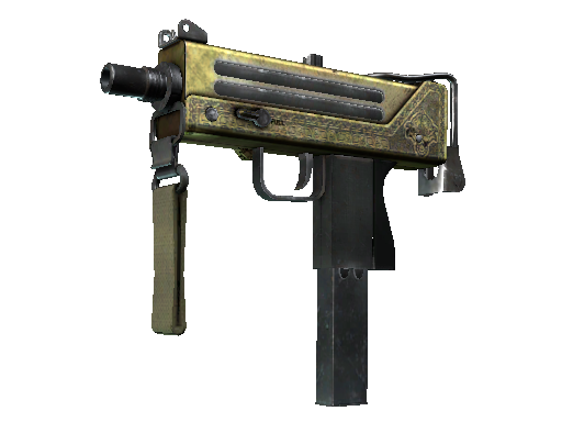 MAC-10 StatTrak™ | Grabado (Deplorable)