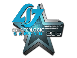 Pegatina | Counter Logic Gaming | Cluj-Napoca 2015