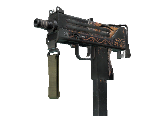 MAC-10 StatTrak™ | Rangeen (Deplorable)