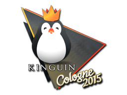 Pegatina | Team Kinguin | Colonia 2015