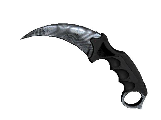 Karambit ★ | Acero de Damasco (Deplorable)