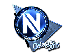 Pegatina | Team EnVyUs (reflectante) | Colonia 2015