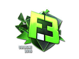 Pegatina | Flipsid3 Tactics (reflectante) | Colonia 2016
