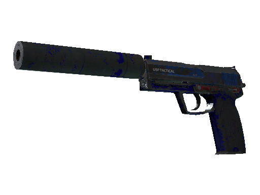USP-S Souvenir | Azul Real (Deplorable)