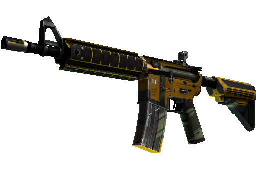 M4A4 StatTrak™ | Buzz Kill (Deplorable)