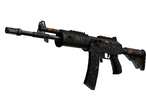 Galil AR | DDPAT Naranja (Deplorable)