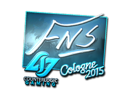 Pegatina | FNS (reflectante) | Colonia 2015