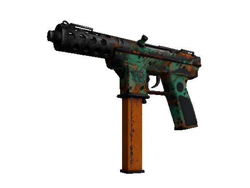 Tec-9 Souvenir | Tóxico (Deplorable)