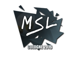 Pegatina | MSL | Colonia 2016