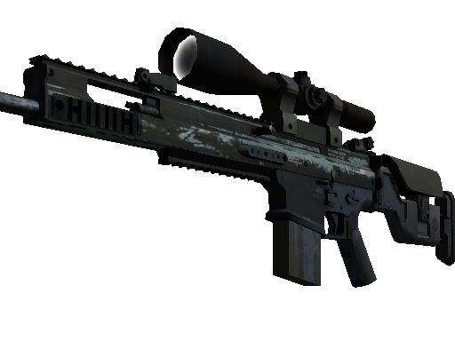 SCAR-20 | Tormenta (Deplorable)