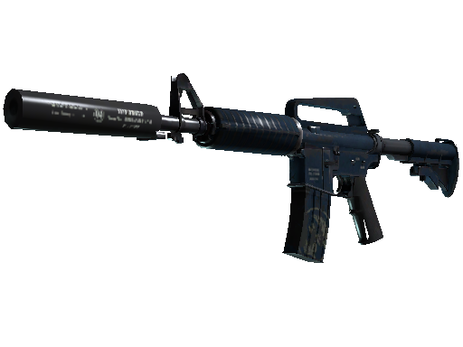 M4A1-S StatTrak™ | Guardián (Deplorable)