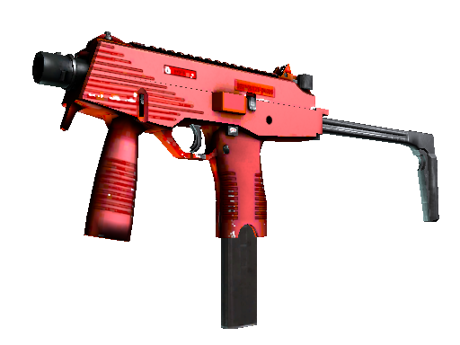 MP9 Souvenir | Hot Rod (Recién fabricado)