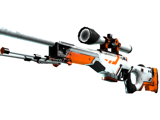 AWP StatTrak™ | Asiimov (Deplorable)
