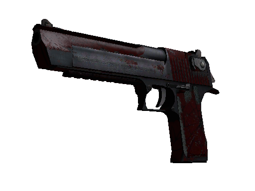 Desert Eagle StatTrak™ | Tela Escarlata (Deplorable)