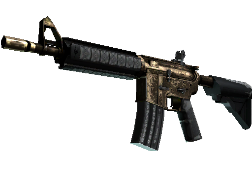 M4A4 StatTrak™ | Paladín Real (Deplorable)