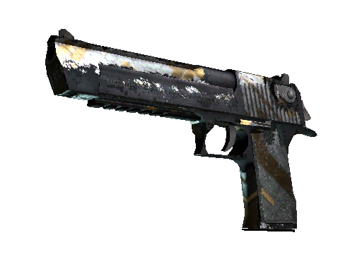 Desert Eagle StatTrak™ | Bronce Decó (Deplorable)