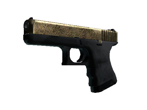 Glock-18 | Latón (Deplorable)