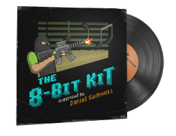 Kit de música StatTrak™ | Daniel Sadowski, The 8-Bit Kit