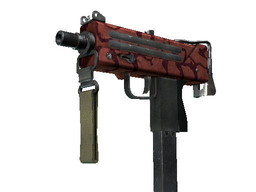 MAC-10 StatTrak™ | Carnivore (Deplorable)