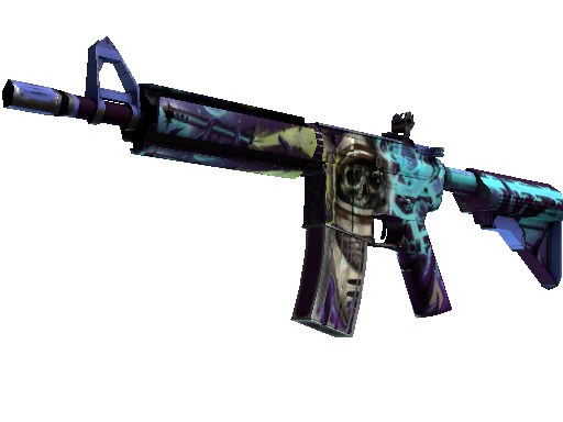 M4A4 StatTrak™ | Desolate Space (Deplorable)
