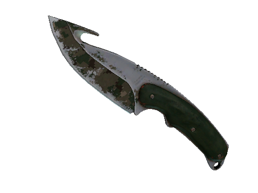 Cuchillo Destripador ★ StatTrak™ | DDPAT de Bosque (Deplorable)