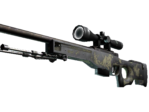 AWP Souvenir | Malla de Safari (Deplorable)