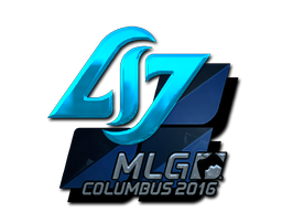 Pegatina | Counter Logic Gaming (reflectante) | MLG Columbus 2016