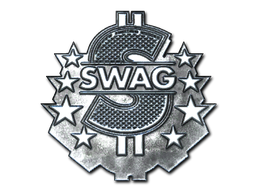 Pegatina | Swag (reflectante)