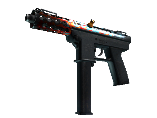Tec-9 | Re-Entry (Algo desgastado)