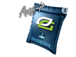 Cápsula de autógrafo | OpTic Gaming | Colonia 2016