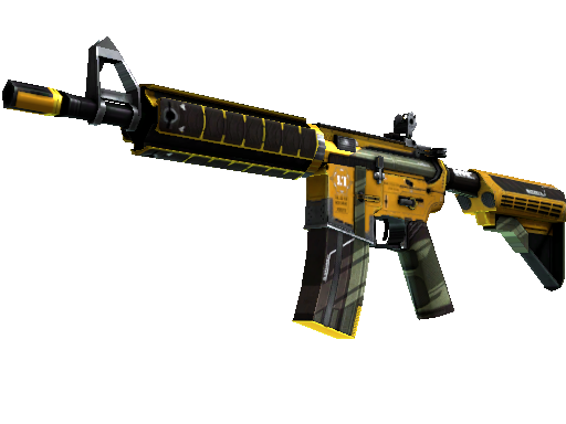 M4A4 | Buzz Kill (Recién fabricado)
