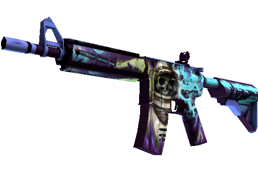 M4A4 StatTrak™ | Desolate Space (Recién fabricado)