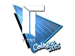 Pegatina | Titan (reflectante) | Colonia 2015