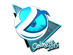 Pegatina | Luminosity Gaming (reflectante) | Colonia 2015