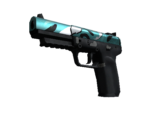 Five-SeveN StatTrak™ | Desplumante (Recién fabricado)