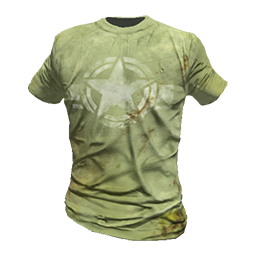 Starred Army T-Shirt