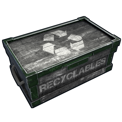 Recyclables Box
