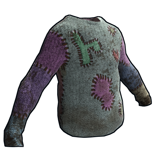 Frankensteins Sweater