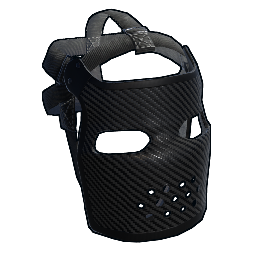 Carbon Facemask