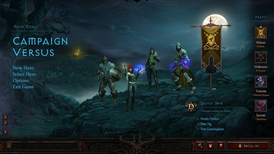Diablo 3 Clave Screenshot 7