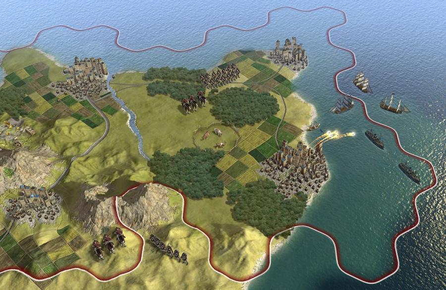 Civilization V (5) Screenshot 1