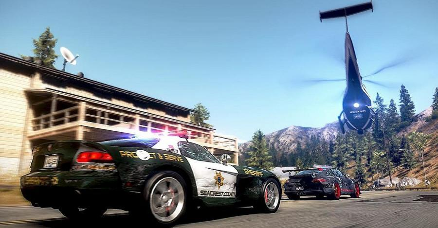 Need for Speed: Hot Pursuit Screenshot 3
