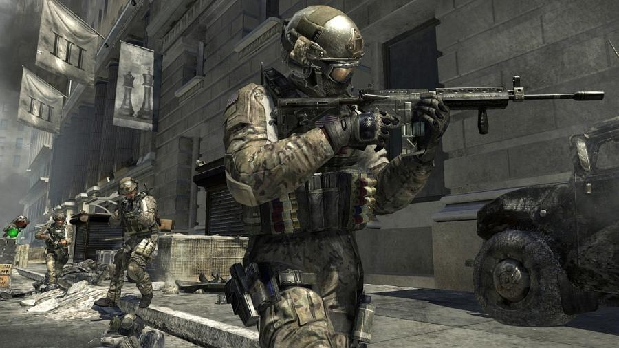 Call of Duty 8 - Modern Warfare 3 (integral) Screenshot 10