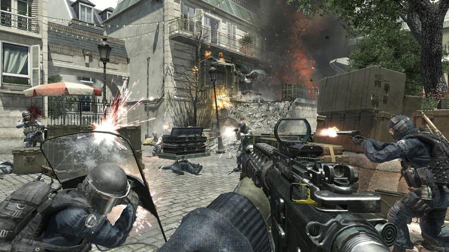 Call of Duty 8 - Modern Warfare 3 (integral) Screenshot 5