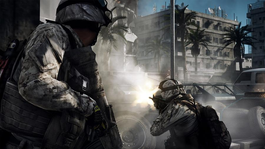 Call of Duty 8 - Modern Warfare 3 (integral) Screenshot 7