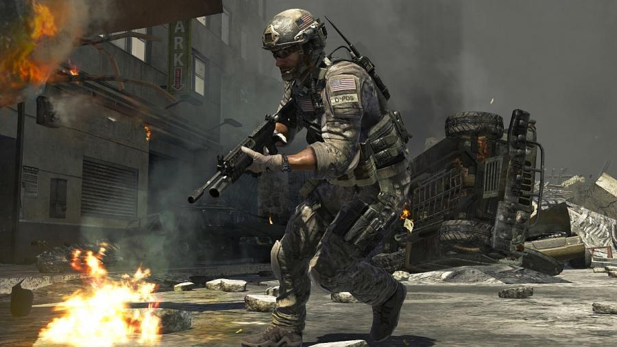 Call of Duty 8 - Modern Warfare 3 (integral) Screenshot 2
