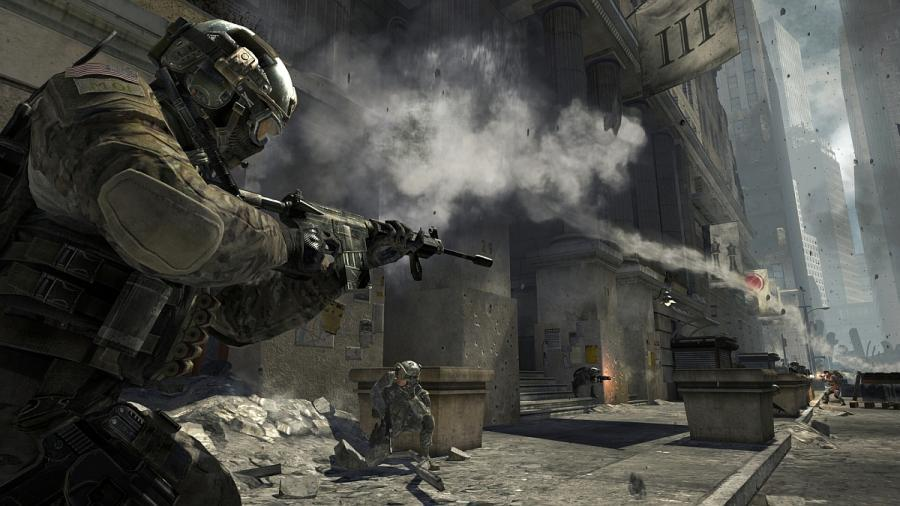 Call of Duty 8 - Modern Warfare 3 (integral) Screenshot 6