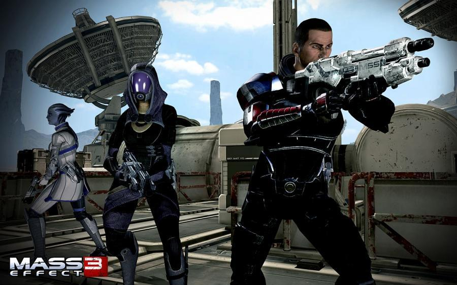 Mass Effect 3 Screenshot 6