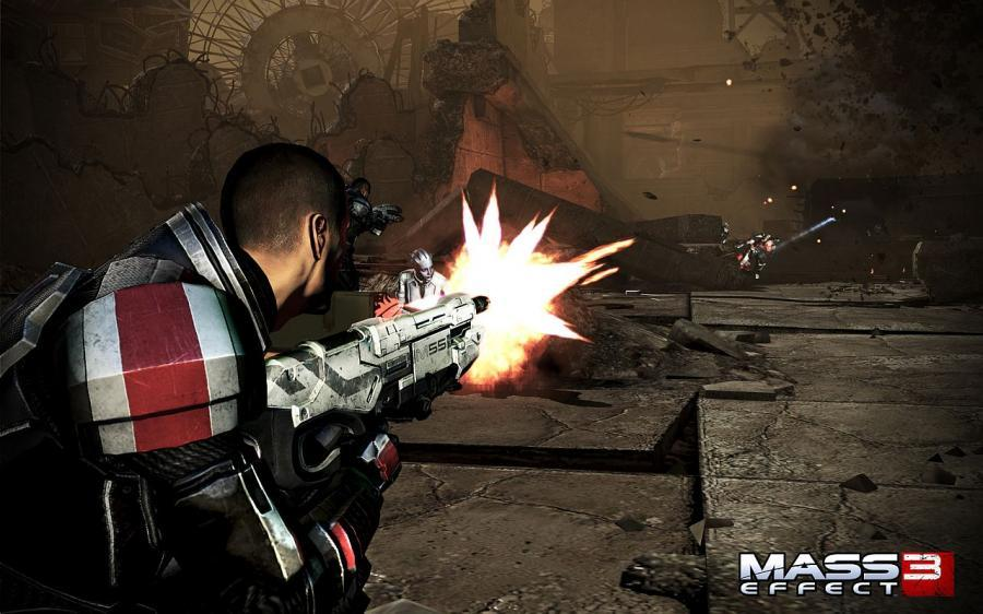 Mass Effect 3 Screenshot 4